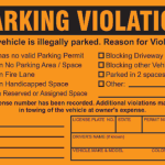 Chicago Parking Tickets